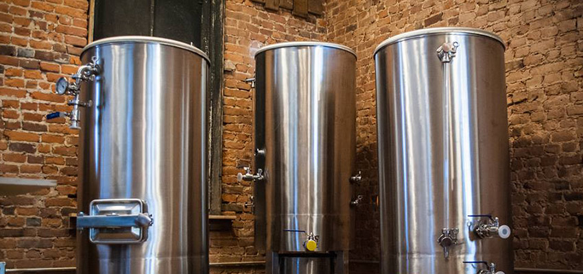 Beer Kettles | Wadsworth Brewing Company - Wadsworth, OH
